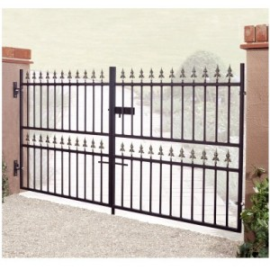 Made to Measure Corfe Double Gate