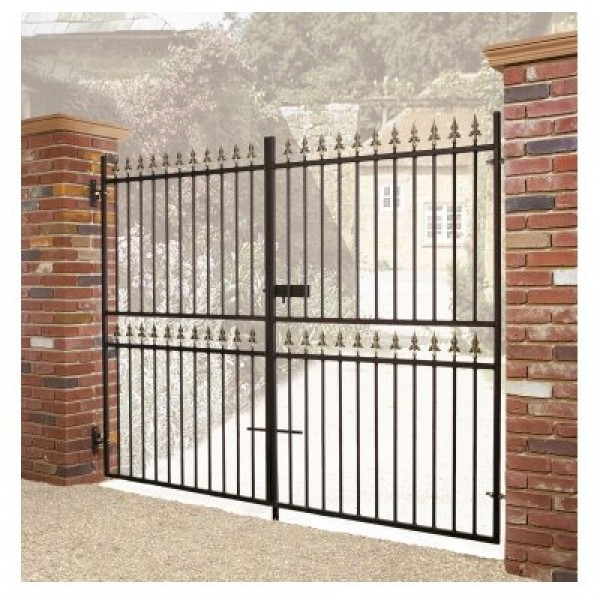 Made to Measure Corfe Tall Double Gate