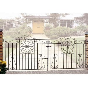 Made to Measure Edinburgh Double Gates
