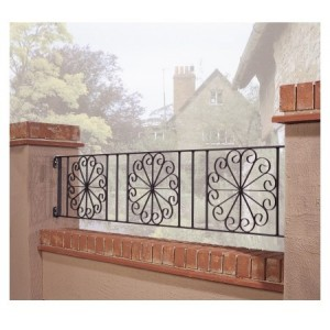 Made to Measure Edinburgh Railings