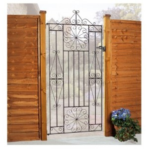 Made to Measure Edinburgh Tall Single Gate