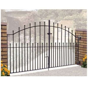 Made to Measure Manor Double Gate