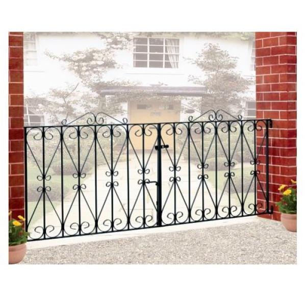 Regent Double Gates