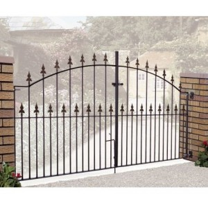Made to Measure Saxon Double Gates