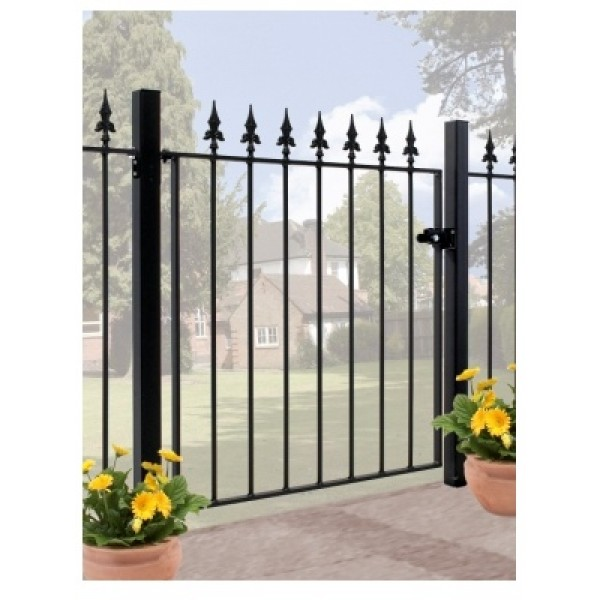 Made to Measure Saxon Single Gate