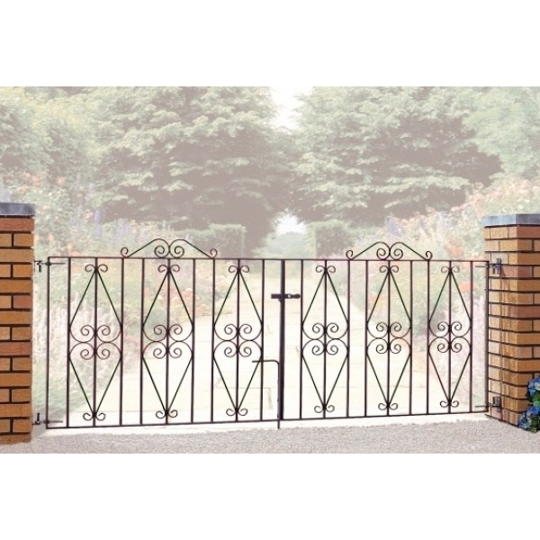 Made to Measure Stirling Double Gates