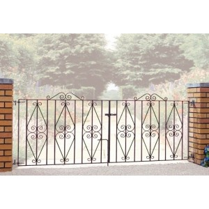 Stirling Double Gates