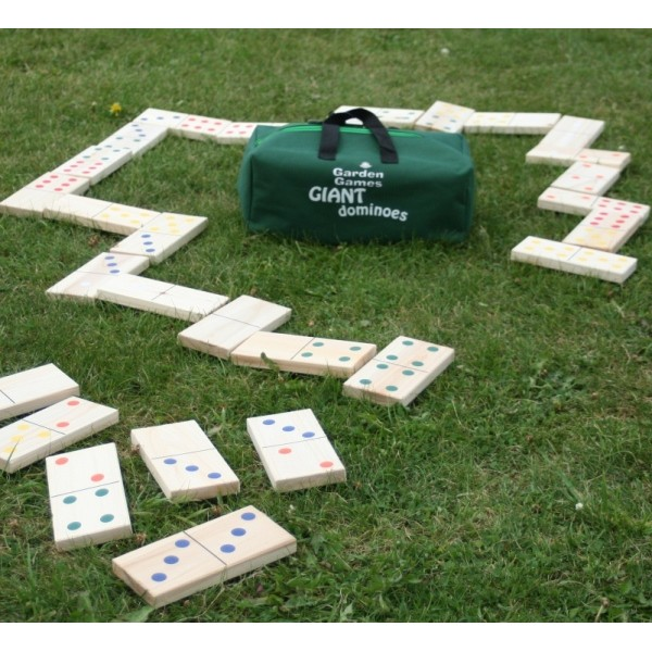 Giant Dominoes In A Bag