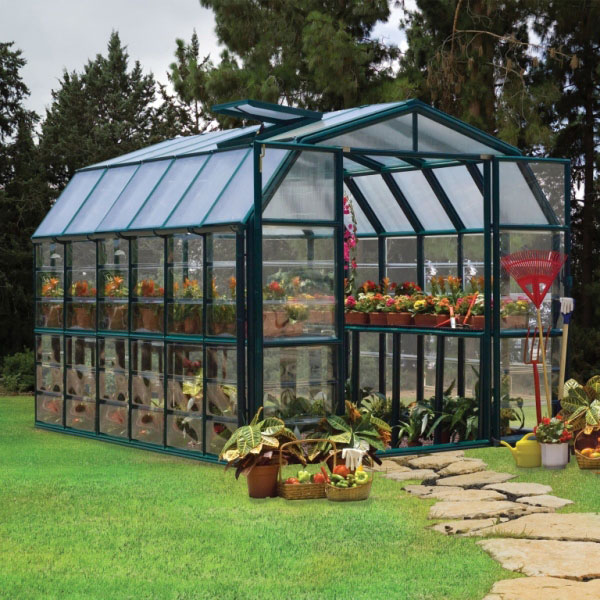 Rion Grand 8 x 16 Greenhouse