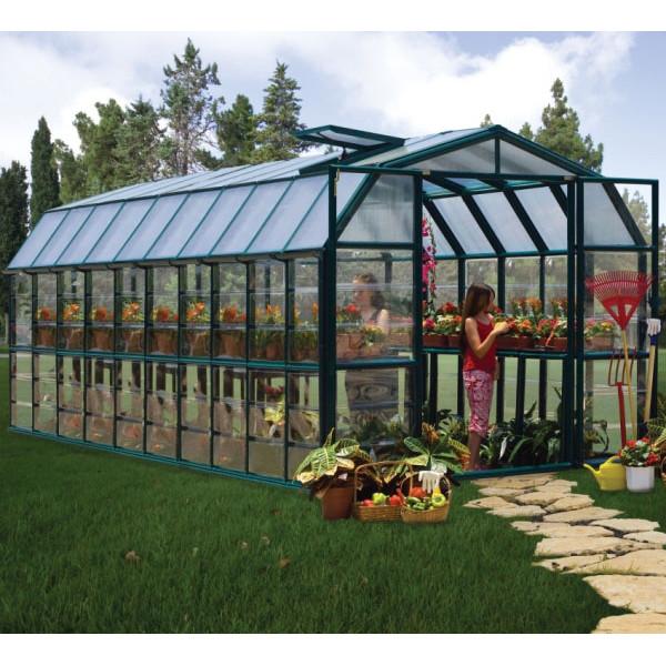 Rion Grand 8 x 20 Greenhouse