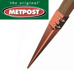 Metpost System 2 Post Anchor
