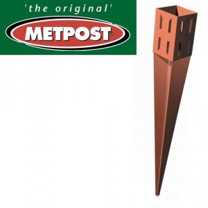 Metpost Wedge Grip Post Anchor