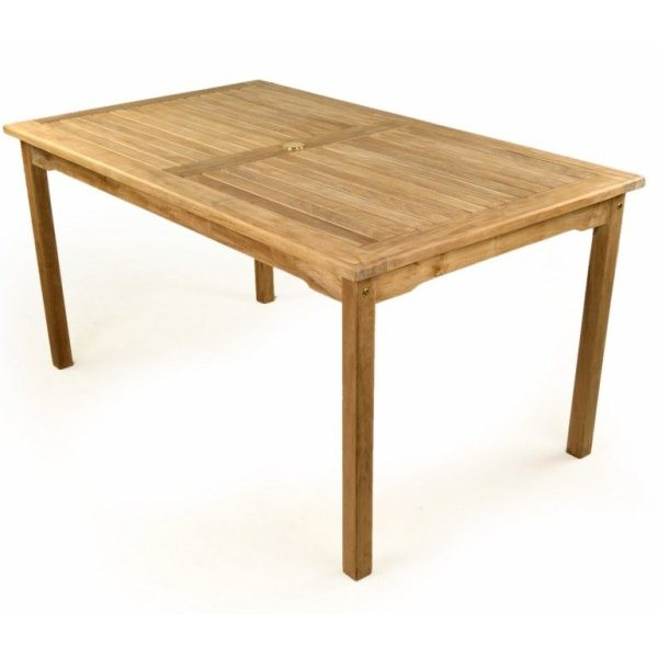 Warwick Teak Rectangular Table