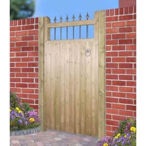 Hampton Tall Single Gate