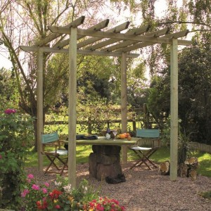 Hemmingford Pergola