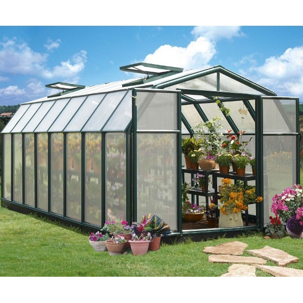 Rion Hobby 8 x 16 Greenhouse