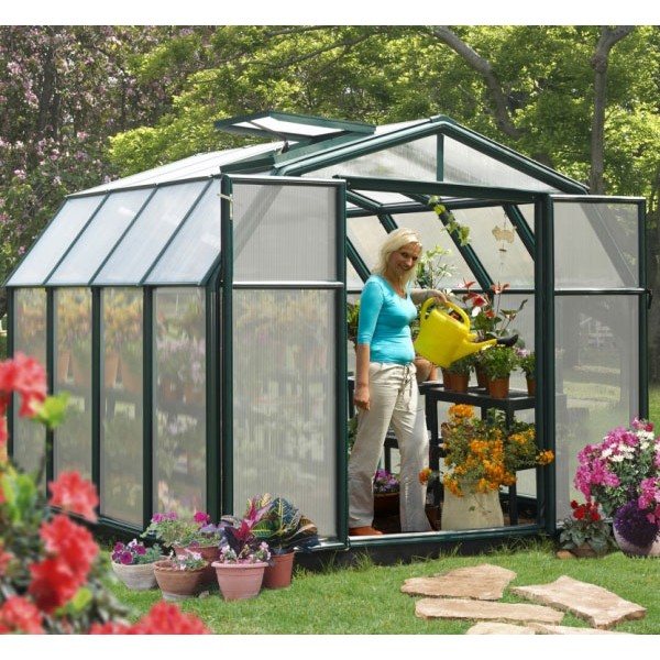 Rion Hobby 8 x 8 Greenhouse