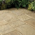Minster Autumn Brown Patio Kit
