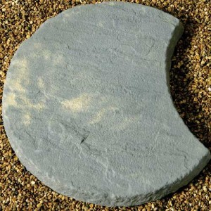 Keldale Antique Moon Stepping Stones: Pack of 28
