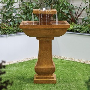 Solstice Water Feature