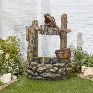 Country Well Water Feature
