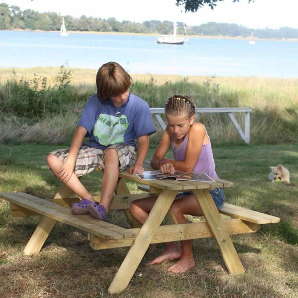 Marta Children's Picnic Table