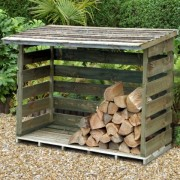 Larchlap Compact Woodstore