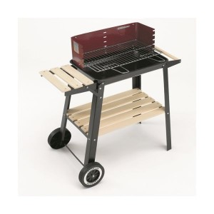 Charcoal Wagon Barbecue