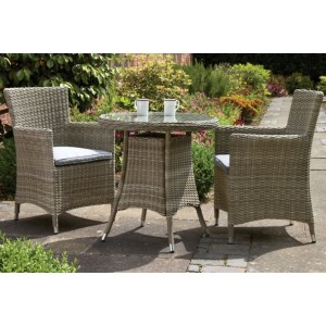 Wentworth Rattan Bistro Set