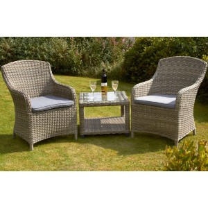 Wentworth Imperial Rattan Companion Set