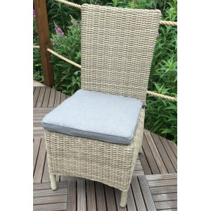 Wentworth Rattan Dining Chair (Pack of 2)