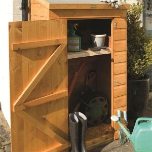 Mini Storage Shed