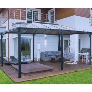 Martinique 5000 Garden Rectangular Gazebo