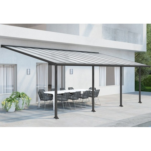 Olympia Patio Cover 3m x 7.3m