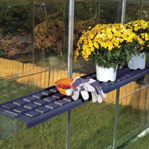 Palram Twin Shelf Kit