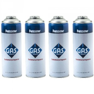 275g Butane/Propane Gas Canister (Pack of 4)