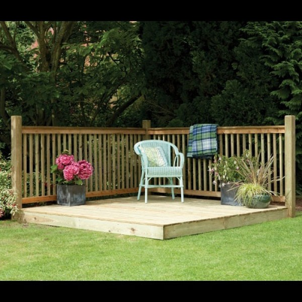 Patio Decking Kit