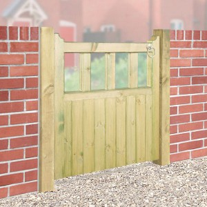 Made to Measure Quorn Single Gate