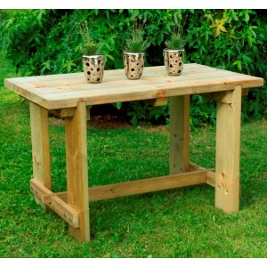 Garden Refectory Table 1.2m