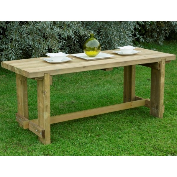 Garden Refectory Table 1.8m