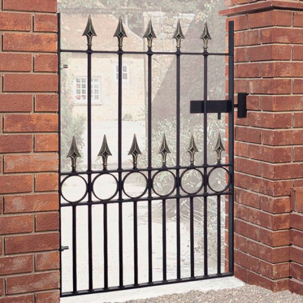 Made to Measure Sandringham Single Gate