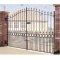 Made to Measure Sandringham Tall Double Gates