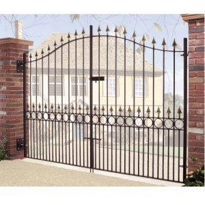 Sandringham Tall Double Gates