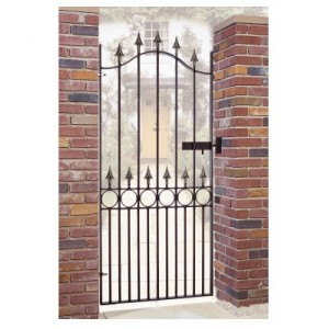 Made to Measure Sandringham Tall Single Gate