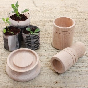 Seedling Paper Potter