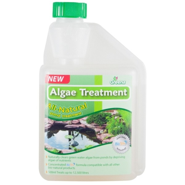 Greena Algae Treatment
