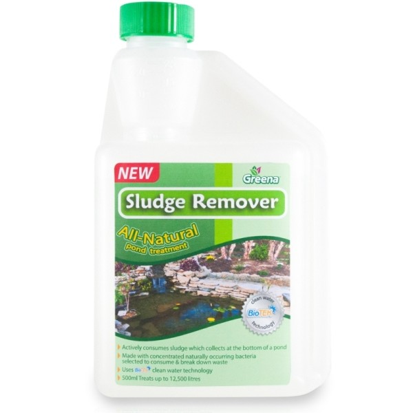 Pond Sludge Remover