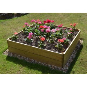 Square Raised Bed