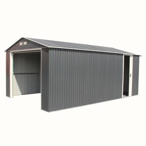 Sapphire Olympian 12ft x 20ft Metal Garage