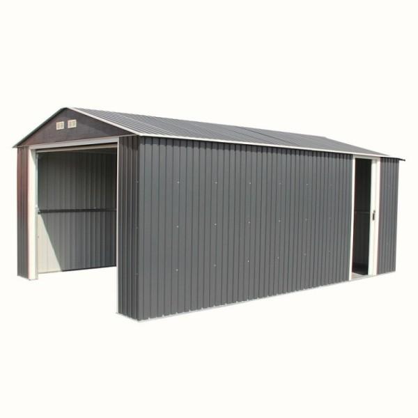 Sapphire Olympian 12ft x 38ft Metal Garage